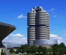 BMW HQ in Munich, one of the top cities for investment prospects
