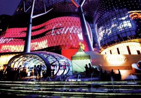 Benoy-designed ION Orchard in Singapore