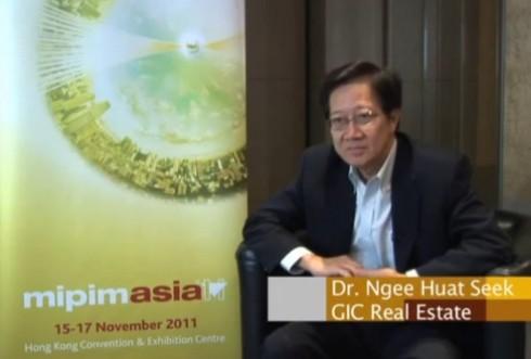 Dr Seek, MIPIM Asia Awards Jury