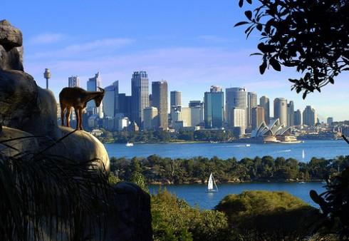 Australia's Cities Are