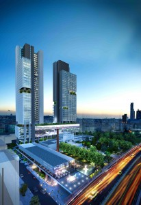 Quasar Istanbul Mixed-Use Project
