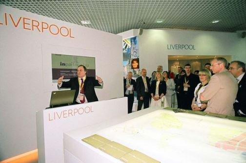 Liverpool at MIPIM