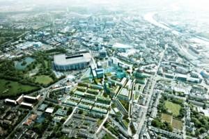Future Project Award MIPIM UK / Estates Gazette Awards 2014
