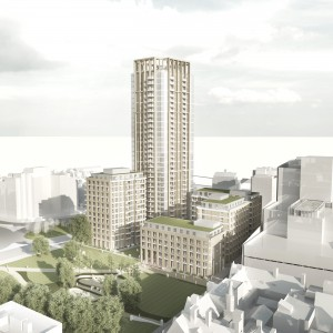 PRS Project of the Year - Taberner House, Croydon