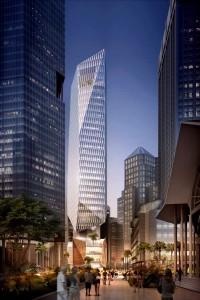 Robinson Tower - Singapore