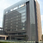TEDA MSD H2 Low Carbon Building - Tianjin, China