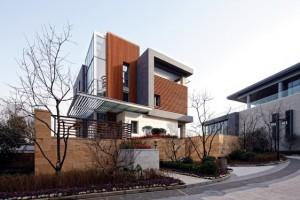 Xian Nanhu Residential Development Phase 1 - Xian, China