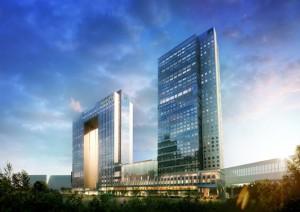 Yongsan Hotel Complex - Seoul, South Korea