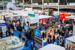 MIPIM UK 2014 - Day 2 - The exhibition floor