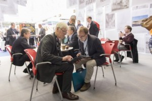 Networking at MIPIM UK