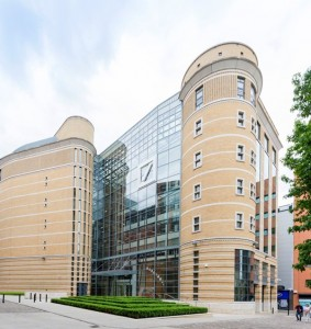Regional Deal of the year - Letting to Deutche Bank at Five Brindleyplace