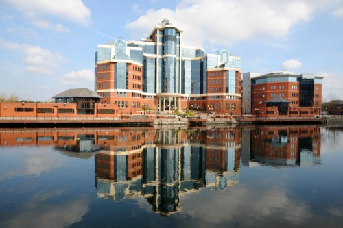 Modern Offices Salford Quays