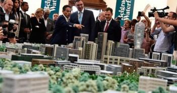 Belgrade Waterfront- Middle Eastern Investors
