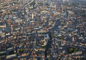 Ghent, future-proofing a history city