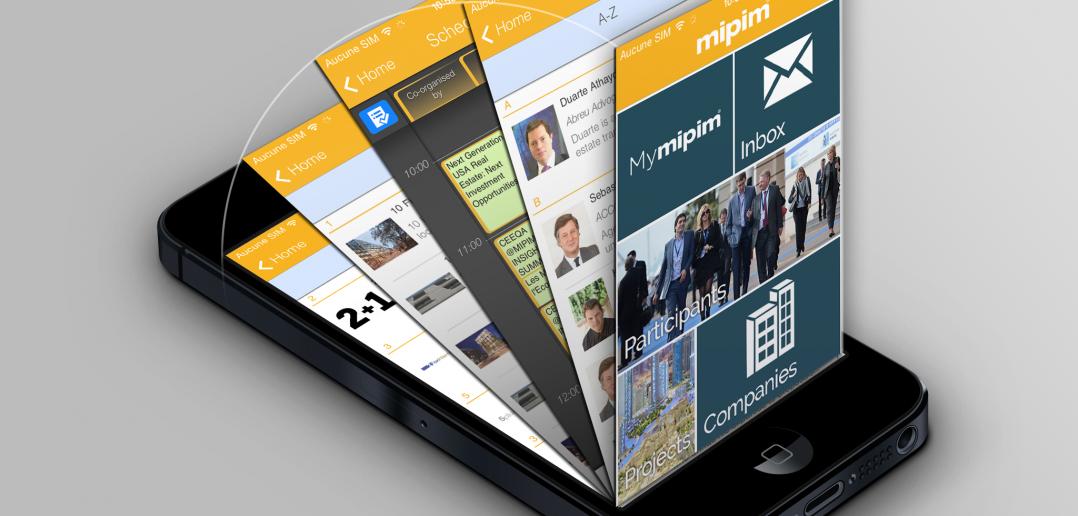 MIPIM 2015 Mobile App