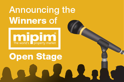 Mipim Open Stage