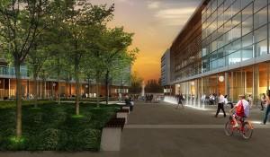 Phase 111 of St-Laurent Campus - Montréal, Canada