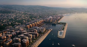 Waterfront City - Beirut, Lebanon