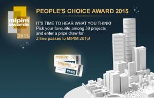 MIPIM People's Choice Award