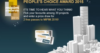 MIPIM People's Choice Award