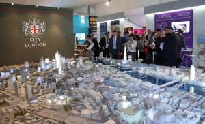 London at MIPIM 2015