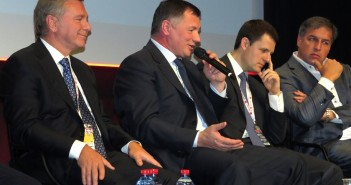 "Conference of KOMMERSANT: ""Capital Megaprojects Russia and Worldwide: Solutions that work"""