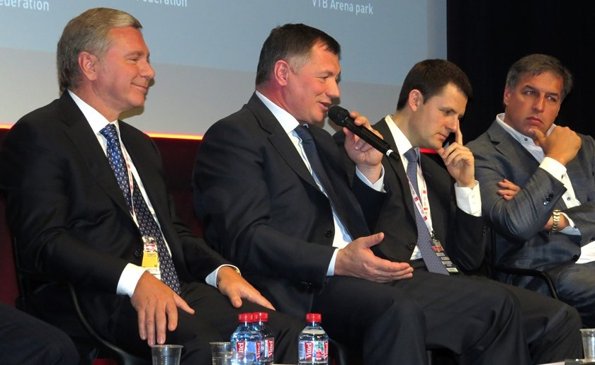 """Conference of KOMMERSANT: """"Capital Megaprojects Russia and Worldwide: Solutions that work"""""""