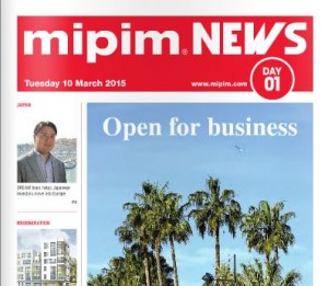 MIPIM Daily News