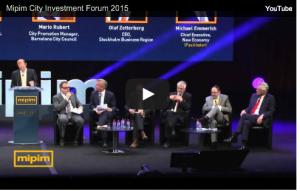 MIPIM Cities Investment Forum