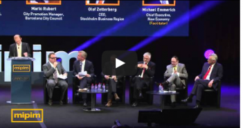 MIPIM Cities Investment Forum