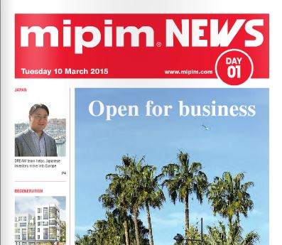 MIPIM Daily News