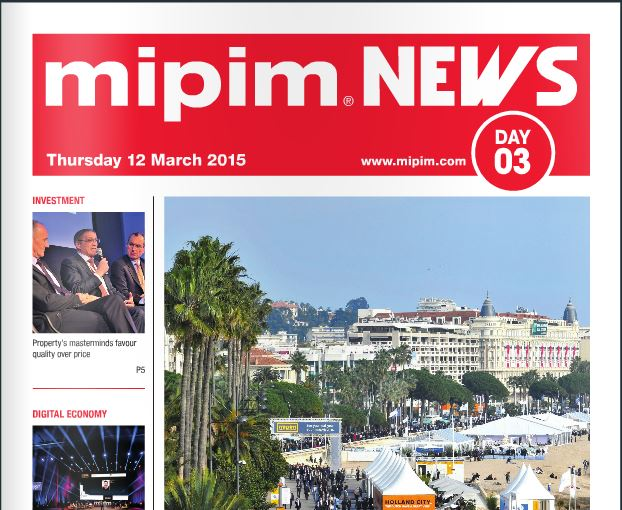 MIPIM Daily News Day 3