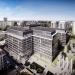 Gdański Business Center in booming Poland