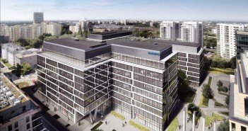 Gdański Business Center in booming Poland