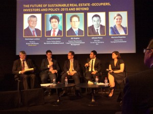 The Future of Sustainable Real Estate- Occupiers, Investors and Policy