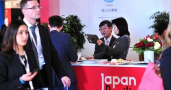 Japan pavilion MIPIM 2015
