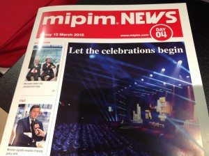 MIPIM Daily News Day 4