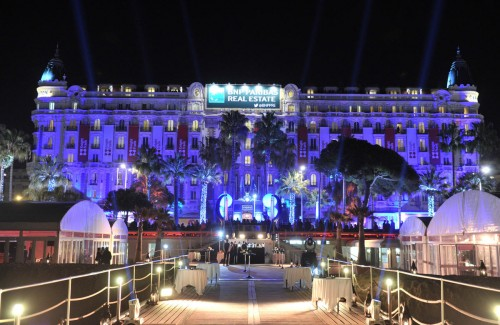 MIPIM 2015 - EVENT - OPENING COCKTAIL - OUTSIDE