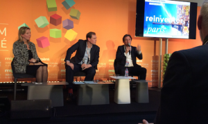 MIPIM Innovation Forum - Sharing Spaces