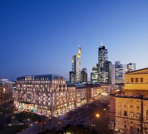Sofitel, Frankfurt Opera