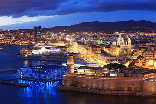 Boulevard Euromediterranée – Marseille's new waterfront