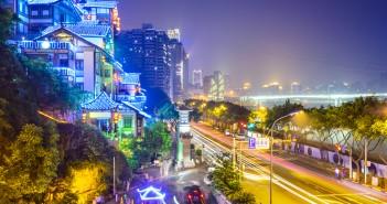 China shopping centres