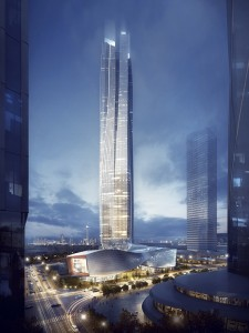 BEST CHINESE FUTURA PROJECT Hengqin International Financial Center