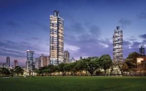 BEST INNOVATIVE GREEN BUILDING High Park & High Park Grand