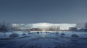 BEST CHINESE FUTURA PROJECT Sina Plaza