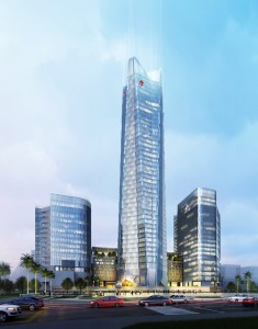 BEST FUTURA PROJECT Telkom Landmark Tower