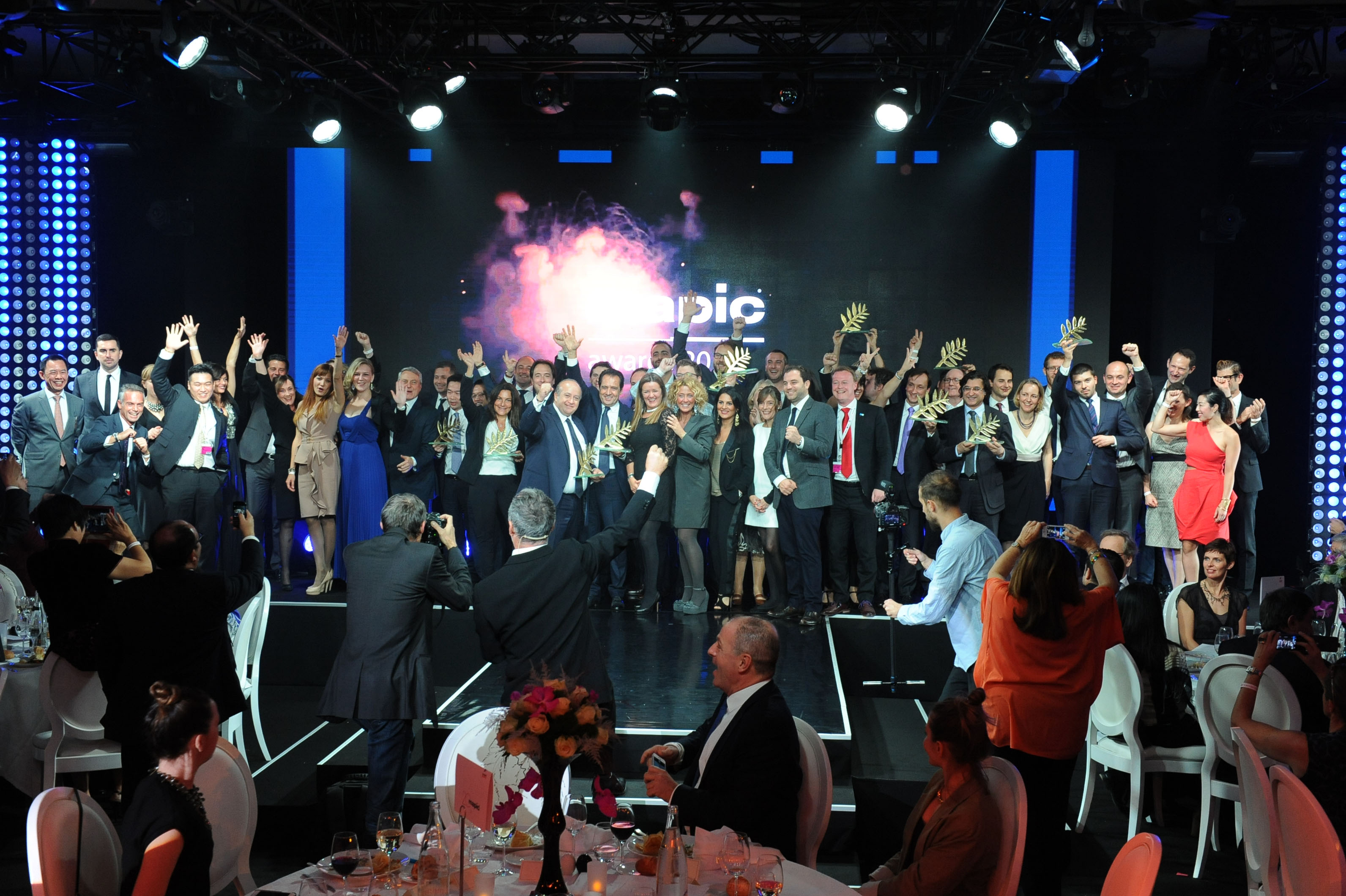 MAPIC 2014 - MAPIC AWARDS GALA DINNER AND PRIZE-GIVING - THE WINNERS