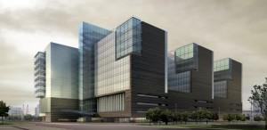 3D buildings, 3D printing