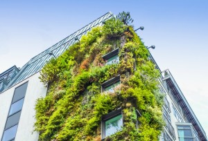 sustainable, buildings, green,