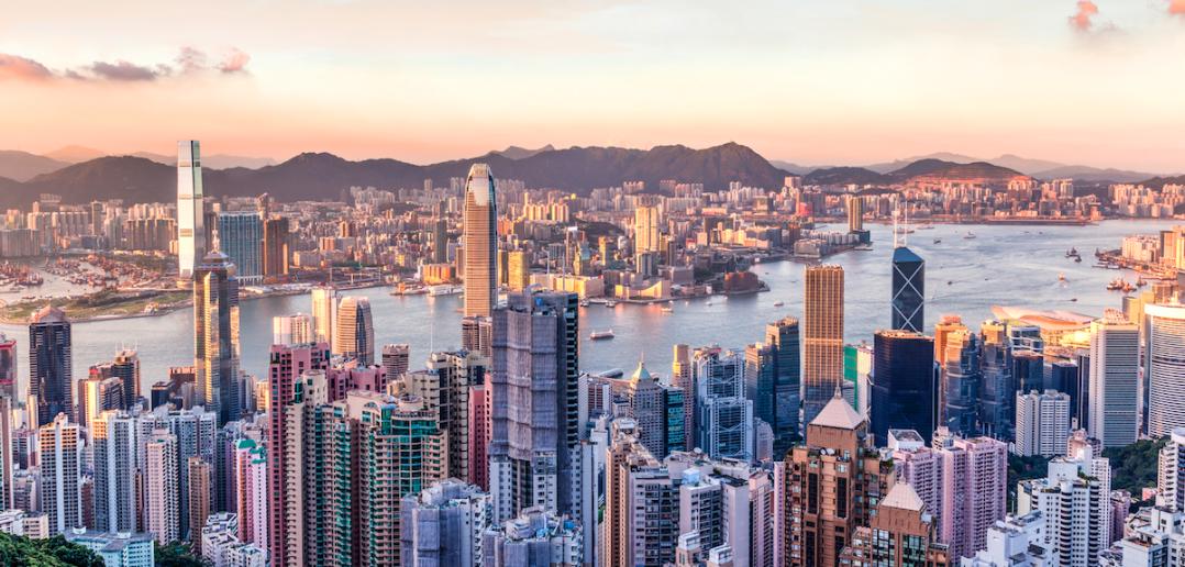 Hong Kong landscape © Ronnie Chua, via Shutterstock